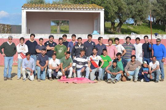 4º Treino da Temporada Foto de Grupo Ganadaria Eng. Fale Felipe 1 de Maio - Redondo
