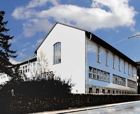 Paul-Gerhardt-Schule (leicht verfremdet)