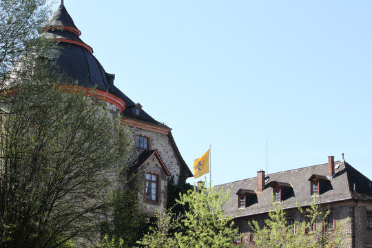 Schloss der Grafen zu Solms-Laubach