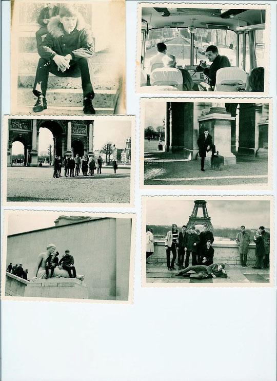 1967 in Paris, glückliche Tage