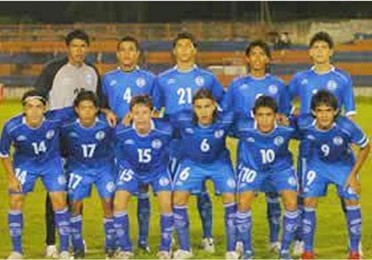Fabricio Alfaro: Con la Seleccion Nacional de Futbol