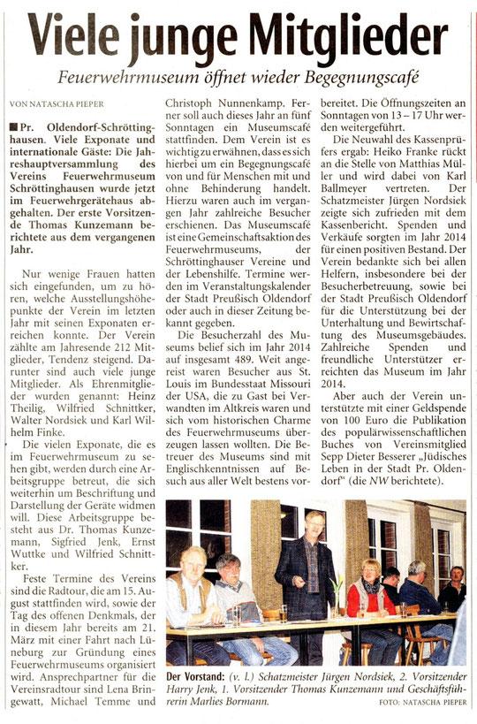 19.02.2015 Neue Westfälische