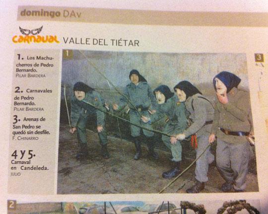 El Diario de Ávila, edición impresa domingo, 2 de marzo de 2014