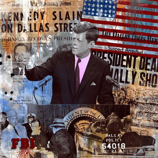 Unikat Devin Miles, Kennedy Story