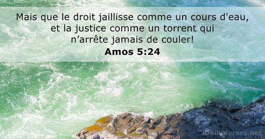 Apocalypse 22 : 1 : « Puis il me montra le fleuve d'eau de la vie, limpide comme du cristal, qui sortait du trône de Dieu et de l'Agneau.  Car la terre sera remplie de la connaissance de la gloire de Jéhovah, comme les eaux recouvrent le fond de la mer.