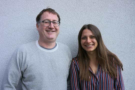 Herr Thöle und Frau Müller
