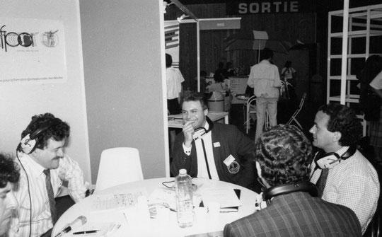 Christian Larcher, Rémy de Pinho, Bernard Lepidi - Fréquence Gaie/Future Génération - 1989