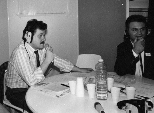 Christian Larcher - Rémy de Pinho - Fréquence Gaie/Future Génération - 1989 - 1989