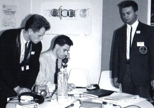 Bruno Pellan Raimbaud, Jean-François Munnier, Rémy de Pinho Fréquence Gaie /Future Génération - 1989