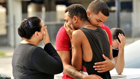 Floride - Carnage dans une boîte de nuit gay