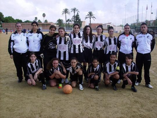 Infantil Cartagena Féminas
