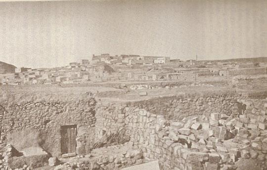 Festung von Nordosten.