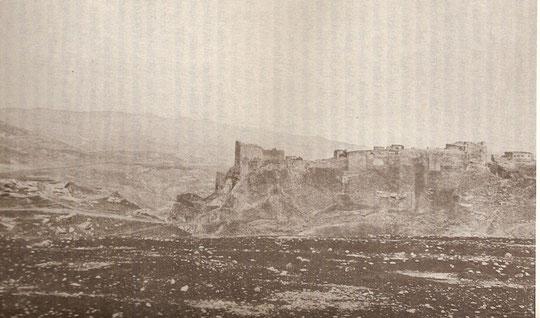 Festung von Osten.