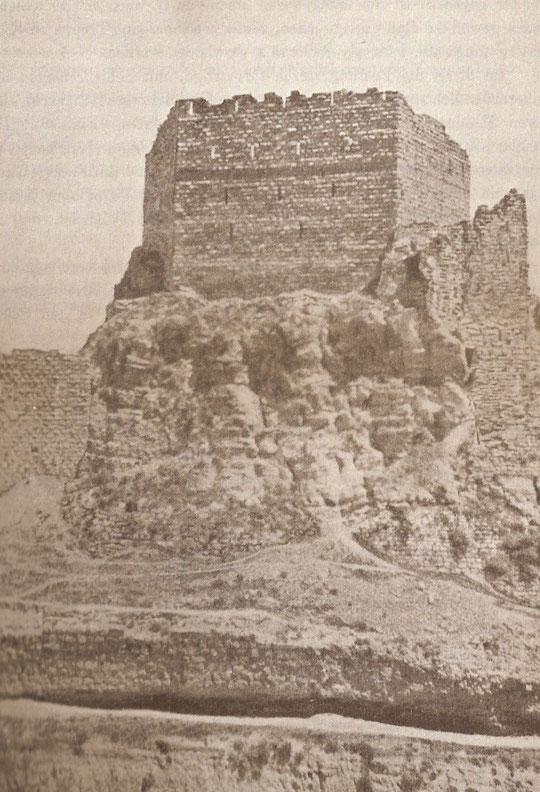 Festung vom Süden.