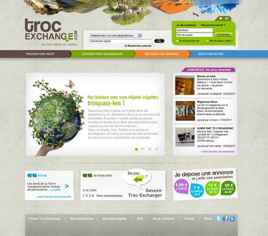 webdesign environnement