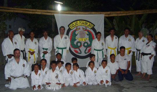DOJO ISHIKARI VERACRUZ 13-SEP-2009