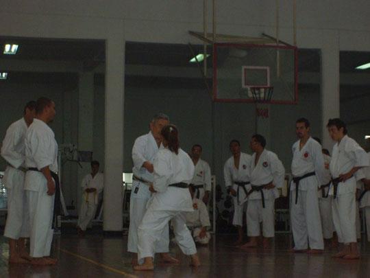 Sihan Takayuki Mikami y profa. Lourdes Luna  Sem. JKA 2009