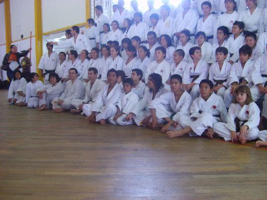 Joshua Rafael L una Seminario  Sensei Okazaki 2009