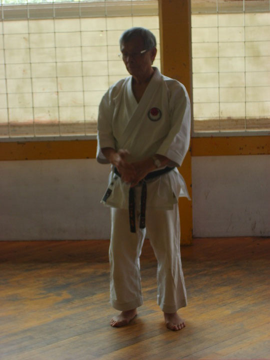 Shihan Okazaki   2009