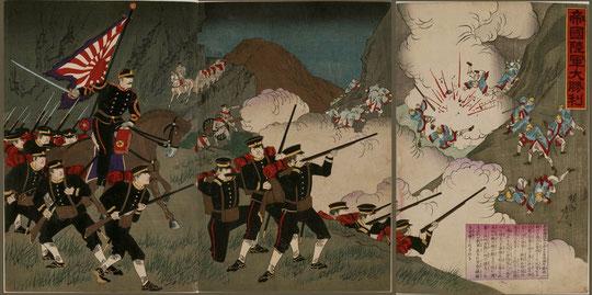 48帝国陸軍大勝利