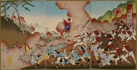 34日本大勝成歓激戦
