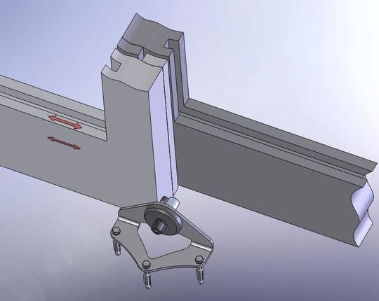einbausituation fts802. Black Bedroom Furniture Sets. Home Design Ideas