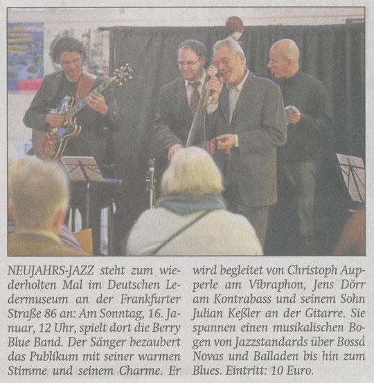 Offenbach Post, 15. Dezember 2010