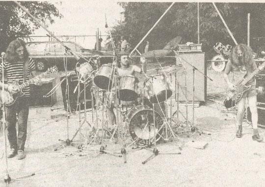 Die Hannes Freund Band live in der Suppenschüssel
