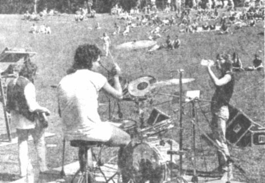 Tamago 1984 in der Suppenschüssel