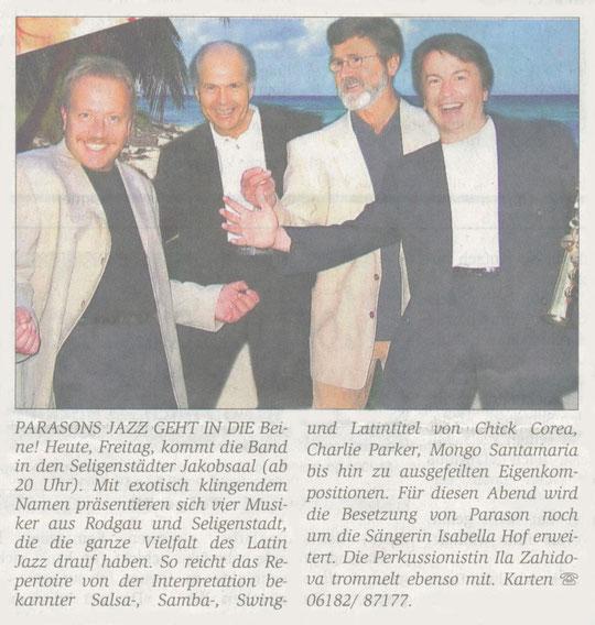 Offenbach Post, 4. Februar 2011