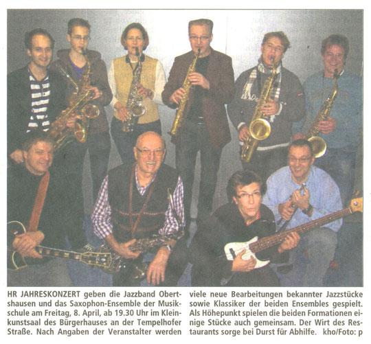 Offenbach Post, 7. April 2011