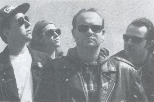 Besetzung um 1994: Andreas Mengler (voc), Michael Liebert (g), Volker Picard (b), Torsten Dechert (dr)