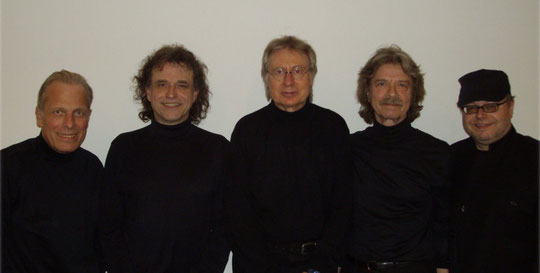Beatles Revival Band mit Volker Rebell