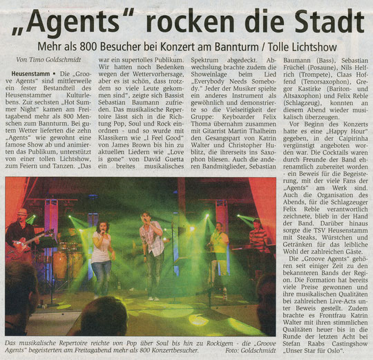 Offenbach Post, 16.08.2010
