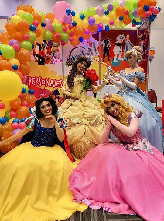 Princesas Cuentos Magicos
