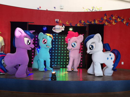 My Little Pony show.