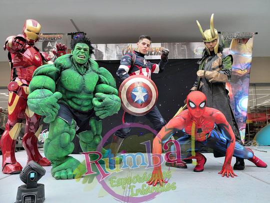 Avengers Show