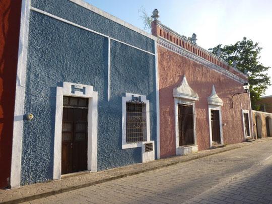 Une rue de Valladolid