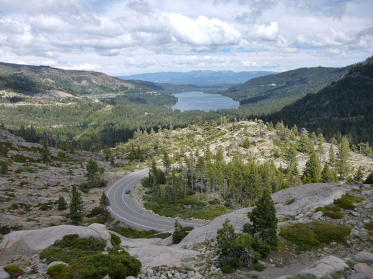 La Donner Pass