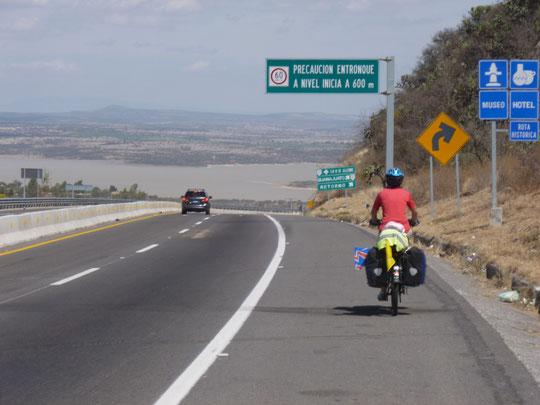 Arrivée sur San Miguel de Allende