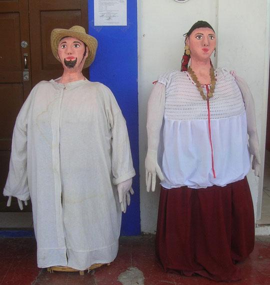 Un couple de Mixtèques