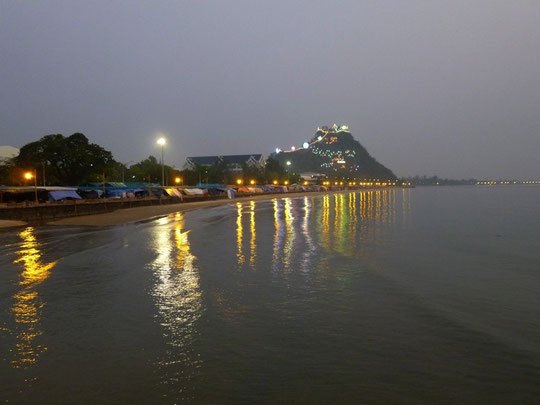Prachuap illuminé