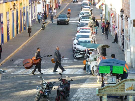 une autre rue d'Atlixco