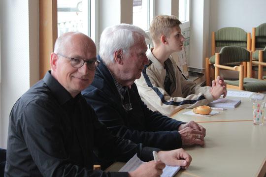 Andreas Luikenga, Hilmar Lorenz (Vorsitzender), Conrad Köpp