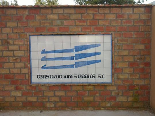 """CONSTRUCCIONES """"DODICA, S.C."""""""