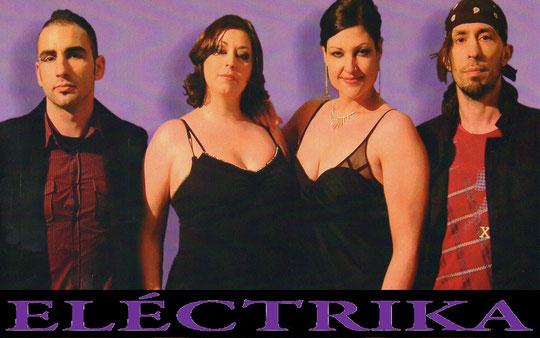 """""""ELÉCTRIKA"""" (viernes 13 y sábado 14 de Mayo de 2011 en la Feria de Mesas del Guadalora)"""