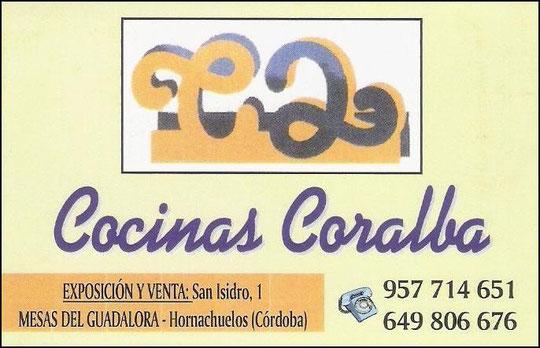 """COCINAS """"CORALBA""""."""