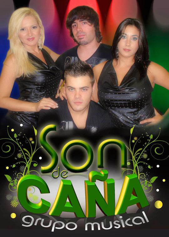 """Trío """"SON DE CAÑA"""" (viernes 13 de Mayo de 2011 en la Feria de Mesas del Guadalora)"""