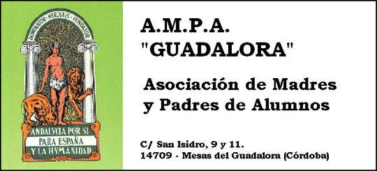 "A.M.P.A. ""GUADALORA"" - Haz ""clic"" en la imagen para ampliar."