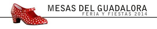 """Programación """"FERIA DE SAN ISIDRO 2014"""" en MESAS DEL GUADALORA. - Haz """"clic"""" en la imagen para ampliar."""